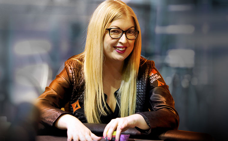 Louise Butler team partypoker